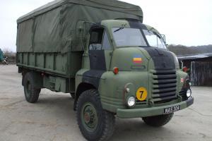Rare 1953 Bedford RL MK1 GS 4X4. Standard, Camper or Overlander!
