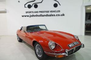 Jaguar 'E' TYPE Photo