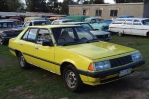 Mitsubishi Sigma Sedan 1984 Original 1 Owner CAR NOT Mazda Toyota RX Drag