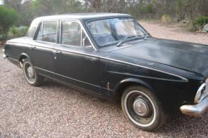 1963 Valiant Sedan