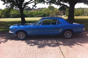 Ford Mustang 1965 Automatic Coupe