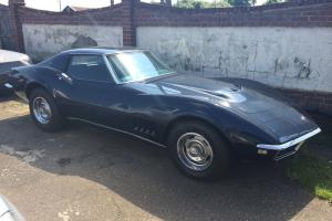 CHOICE OF 2 1968 CORVETTE 427 4-SPEED MANUAL T-TOPS !!