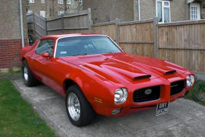 1974 PONTIAC FIREBIRD FOR SALE AS JUST PURCHASED A '68 DODGE CHARGER