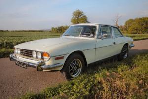 Triumph Stag Mk1 1971