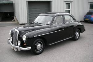 1954 WOLSELEY 4/44 ~ Only Three Owners