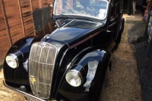 Morris Eight 8E PETROL MANUAL 1946/1
