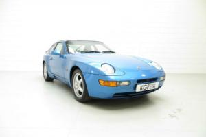 A Sublime Porsche 968 Coupe with Just One Owner from New and 40,989 Miles.
