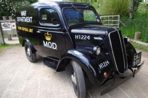 FORD FORDSON 5 CWT. VAN 1172cc Excellent condition.
