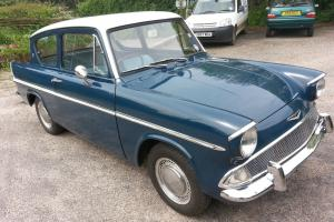 ford anglia super 1964