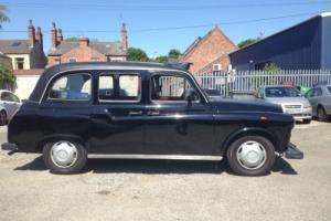 1996 CARBODIES TAXI FAIRWAY DRIVER LONDON BLACK TAXI