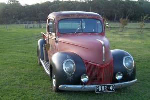 1940 Ford Pick UP HOT ROD in Wonthaggi, VIC