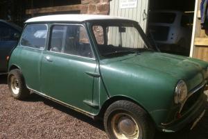 Morris Mini Cooper 1966 998cc
