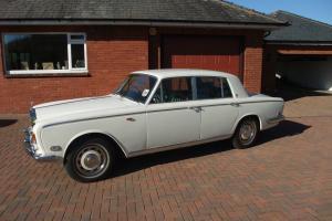 1974 Rolls Royce Silver Shadow II