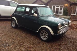 Mini Cooper S. Classic Mini