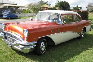 1955 Buick 2 Door Special