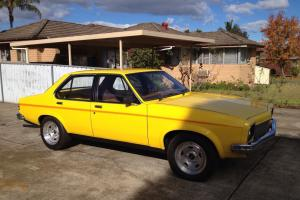 Holden Torana LX SLR Factory 202 Auto BUT 308 5 Speed NOW in Kingswood, NSW Photo