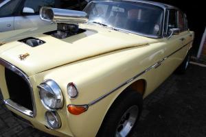 Hot Rod - Rover P5 - V8 Photo