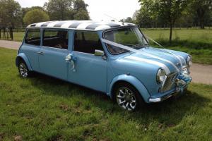 Stretch Classic Mini Limousine! Custom made, modified, cooper, one off stretched