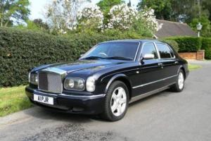 2002 Bentley Arnage Mulliner LWB