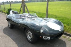 1977 Jaguar D-Type 'Long Nose' by RAM for Sale