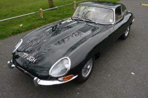 1969 Jaguar E-Type Series I Fixedhead Coupé