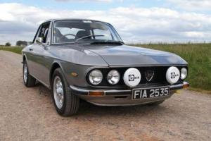 1972 Lancia Fulvia 1.3S Road & Rally