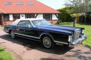1978 Lincoln Continental Mk.V