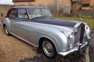 1961 ROLLS ROYCE Silver Cloud 11 part exchange or swaps considered