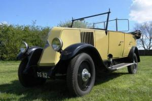 1928 Renault Type NN Tourer/Utility Car Photo