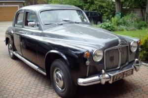 1930 Rover 80 P4