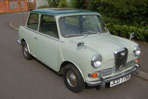 Classic Mini Wolseley Hornet (not Cooper)
