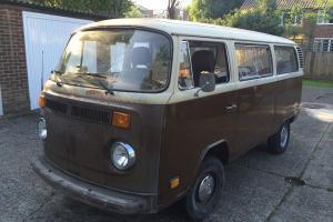 Volkswagen Bus T2 1978