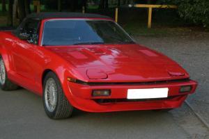 TR7 -V8 Convertible,