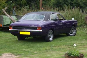 Mk3 Cortina 2000E Auto