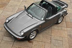 1986 PORSCHE 911 Targa 3.2