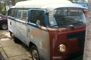 "1970 Tax Exempt Dormobile VW T2 Bay Camper ""Roxy"""