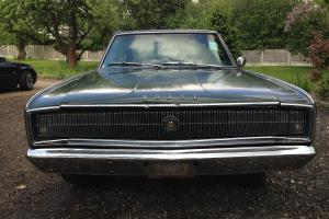 1966 Dodge Charger 383 4Barrel Manual Transmission