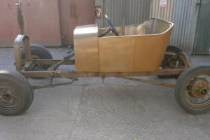 1926 27 Ford Model T Bucket Roadster Hot Rat Rod Project Vintage Project