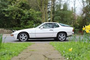 Porsche 924s 2.5 Grand Prix white, Very good condition Low mileage PX Swap Deal