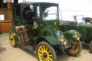 1912 Renault AG1 'Taxi de la Marne'