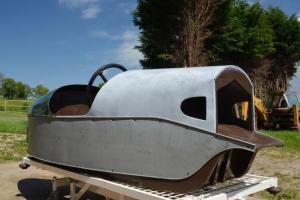 Morgan Three Wheeler 3 vintage restoration project classic car motorbike v-twin Photo