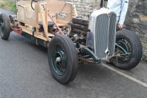 1935 Rover 14 Sports Saloon (Rover P1) - exceptionally rare car