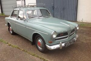 Volvo Amazon 122S....in the rarest beautiful colour of MIST GREEN. Lovely drive. Photo