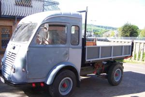 renault Goelette classic pickup/tipper 1950,s Photo