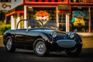 Classic Mini Healy MG