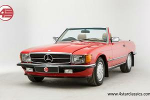 Mercedes-Benz 300SL R107 1988