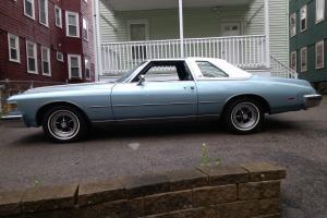 Boston Based Seller Garaged Antique Car