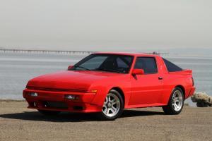 Like Mitsubishi Starion, Dodge