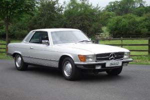 Mercedes-Benz 450SLC Coupe