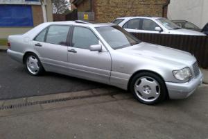 Mercedes-Benz S 600 LWB V12 TOTAL SPEC S600 LWB NUMBER PLATE P/EX WELCOME